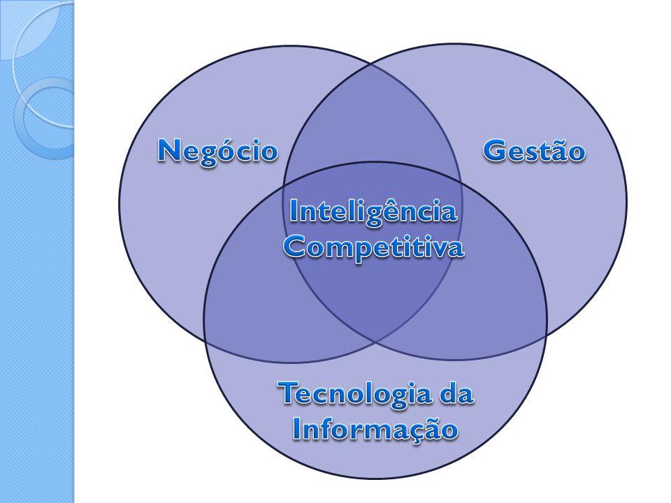 Negócio Gestão Inteligência Competitiva Tecnologia da Informação