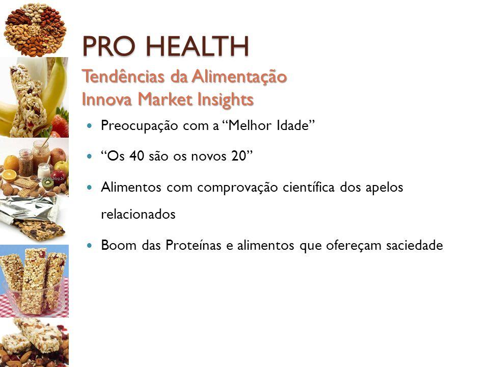 PRO HEALTH Tendências da Alimentação Innova Market Insights