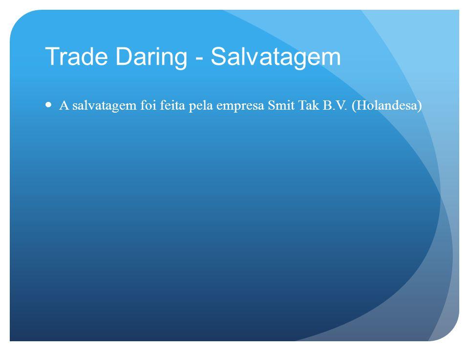 Trade Daring - Salvatagem