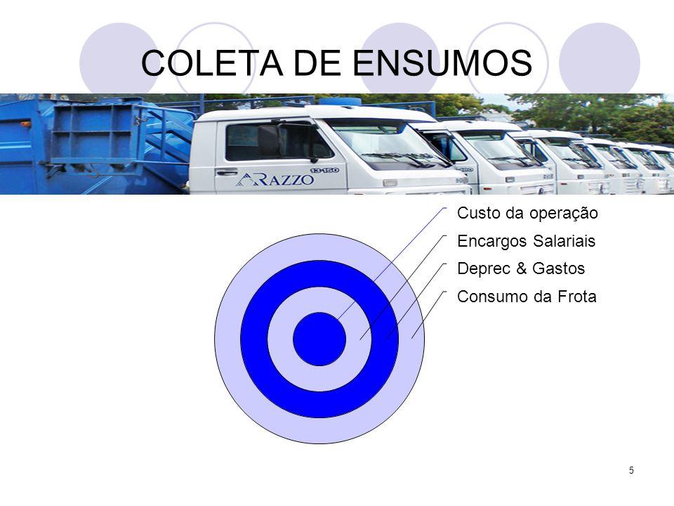 COLETA DE ENSUMOS
