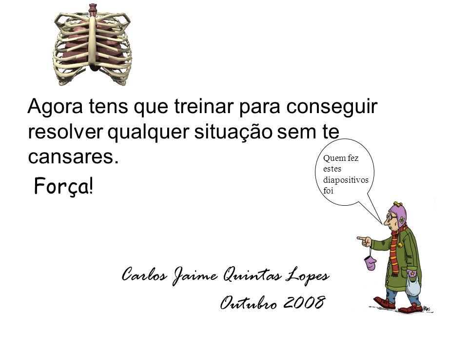 Carlos Jaime Quintas Lopes Outubro 2008