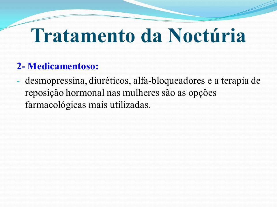 Tratamento da Noctúria