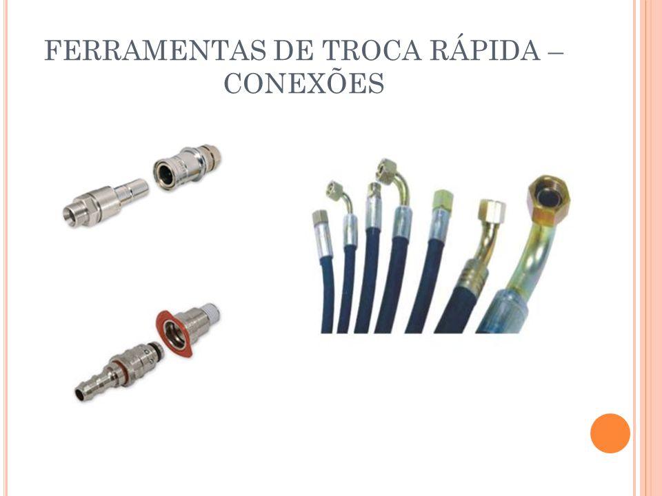 FERRAMENTAS DE TROCA RÁPIDA – CONEXÕES