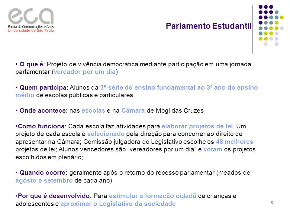 Parlamento Estudantil