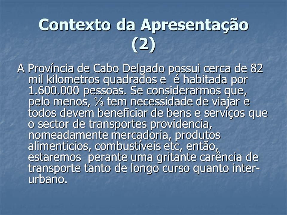 Contexto da Apresentação (2)