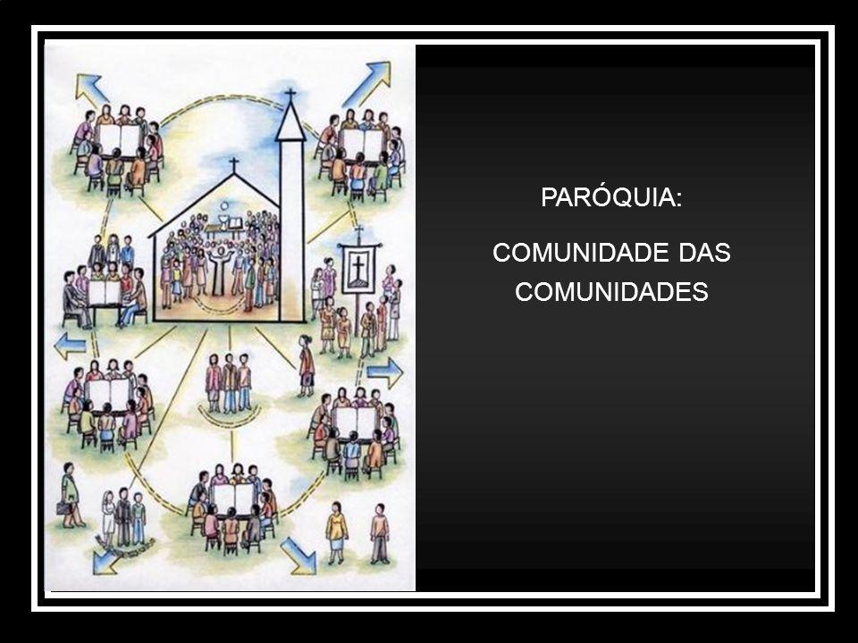 COMUNIDADE DAS COMUNIDADES
