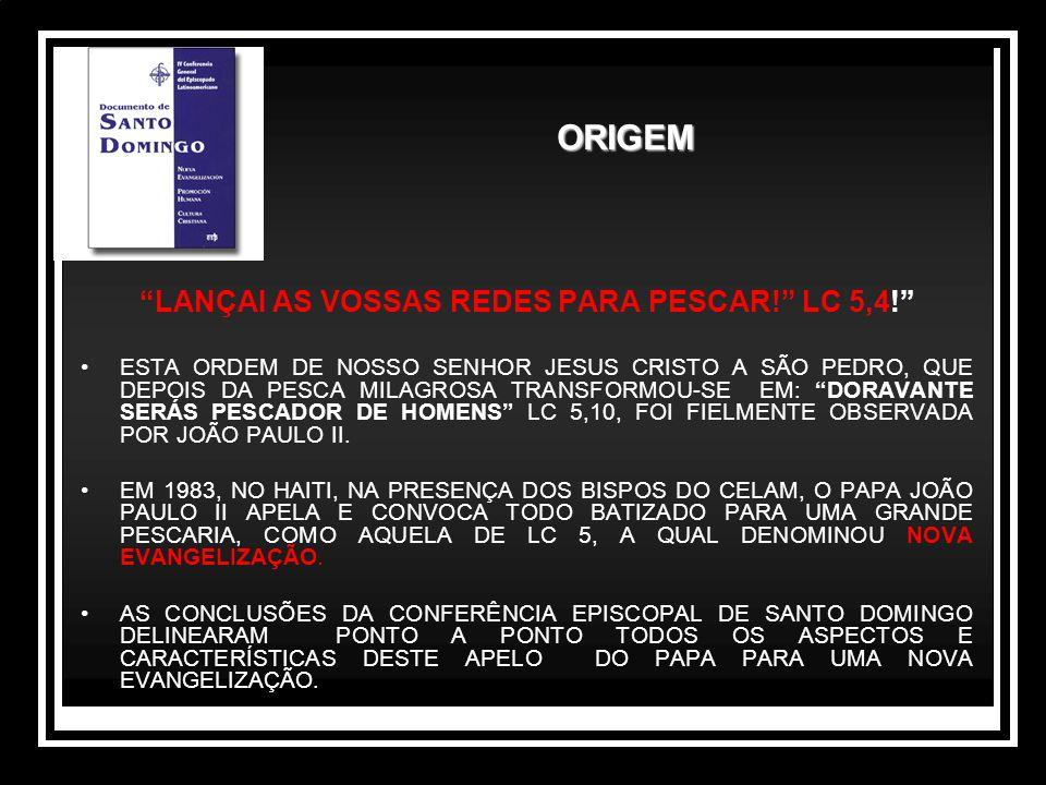 LANÇAI AS VOSSAS REDES PARA PESCAR! LC 5,4!