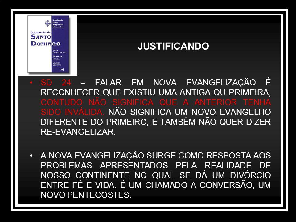 JUSTIFICANDO