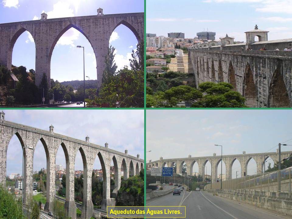 Aqueduto das Águas Livres.
