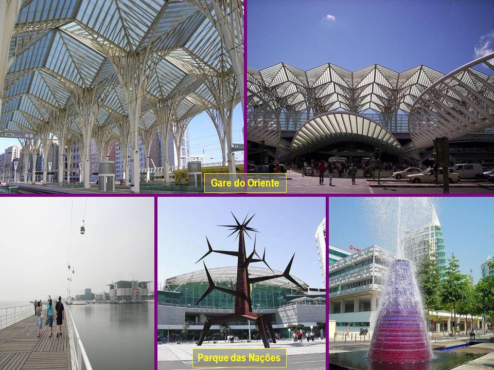 Gare do Oriente Parque das Nações