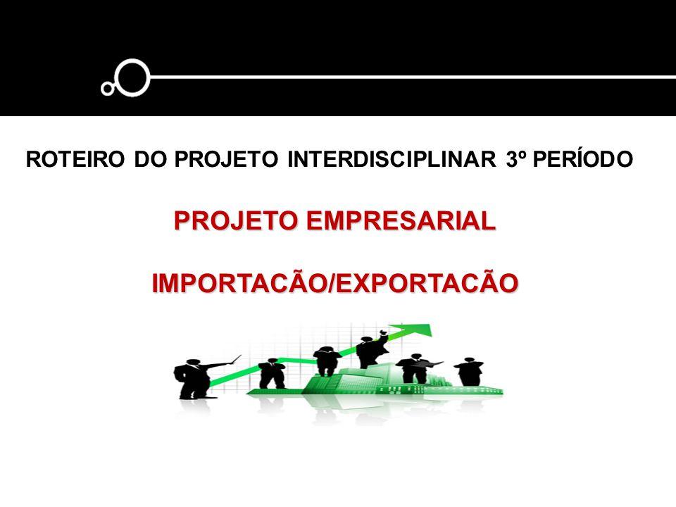 IMPORTACÃO/EXPORTACÃO