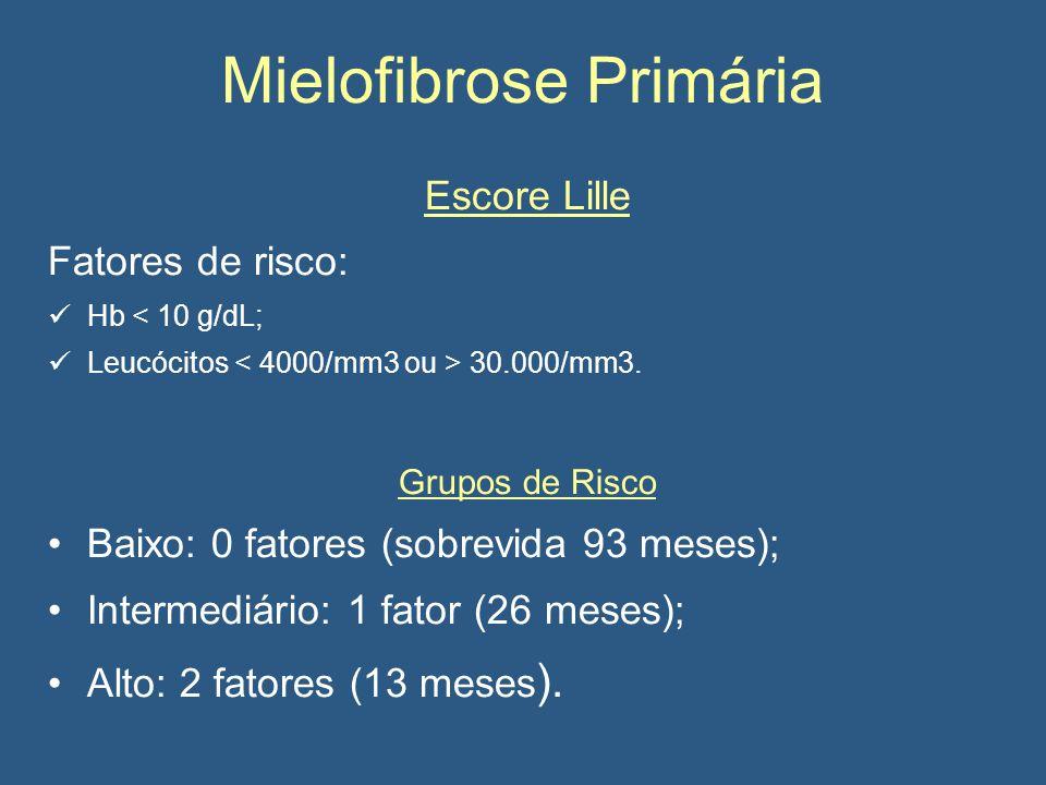 Mielofibrose Primária