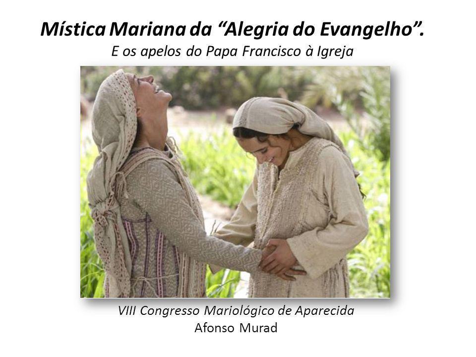 VIII Congresso Mariológico de Aparecida Afonso Murad