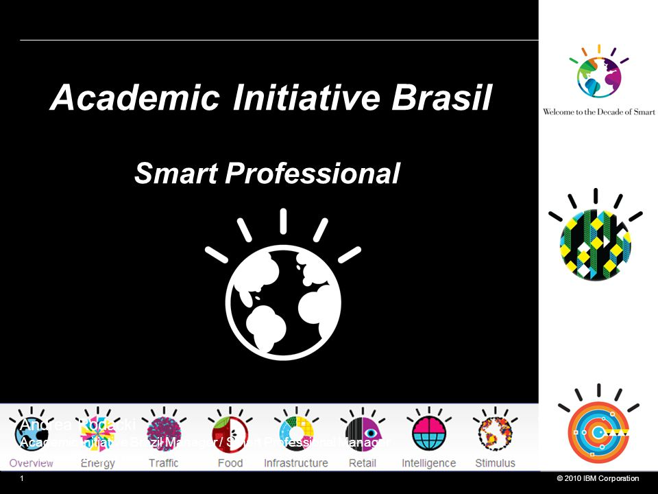 Academic Initiative Brasil