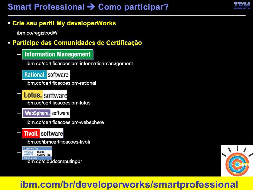 Smart Professional  Como participar