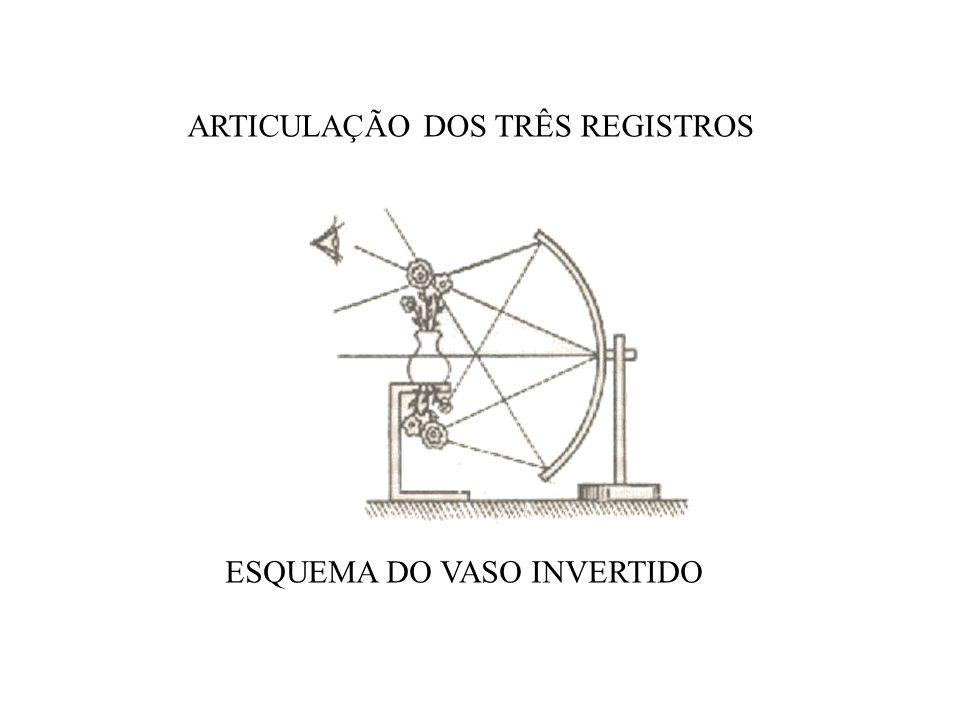 ARTICULAÇÃO DOS TRÊS REGISTROS