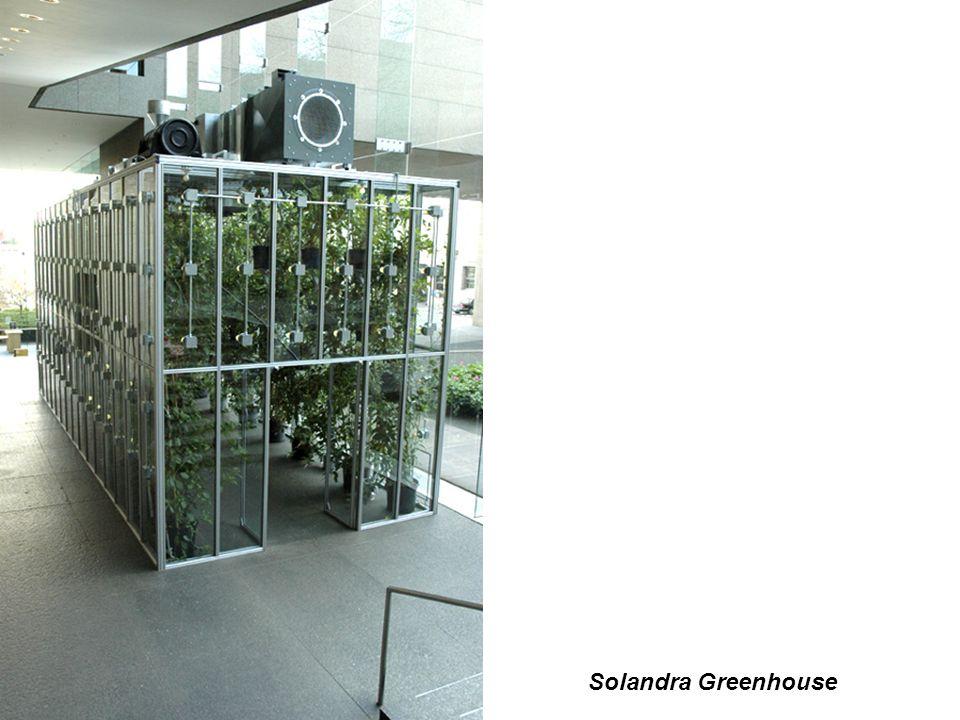 Solandra Greenhouse Carsten Höller