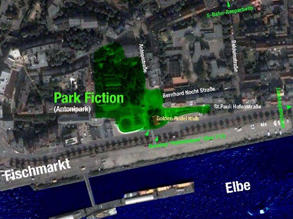 Park Fiction (Espagnol / Spanish)