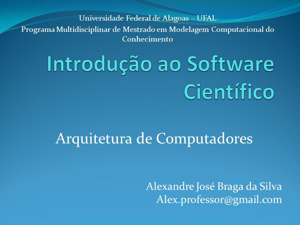 Introdução ao Software Científico