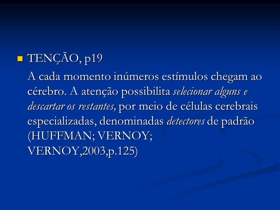 TENÇÃO, p19