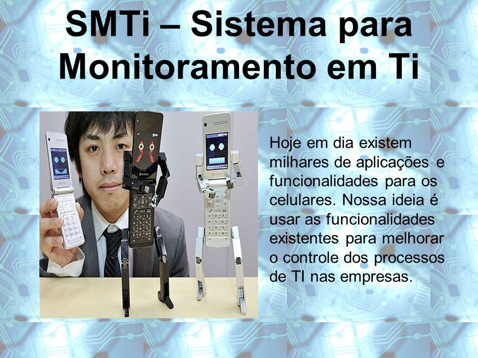 SMTi – Sistema para Monitoramento em Ti