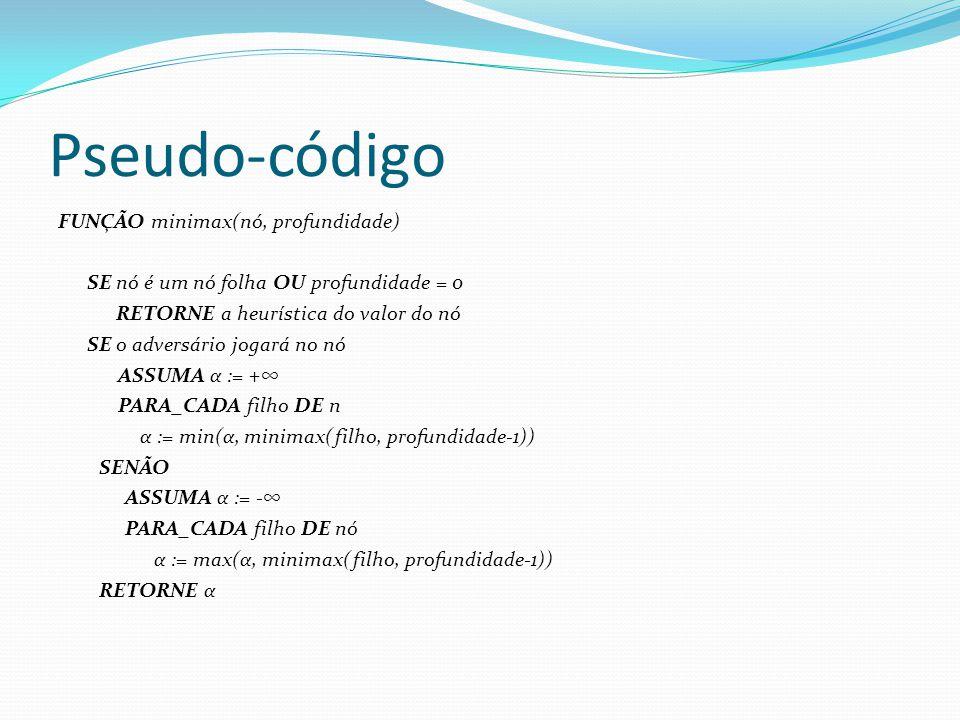 Pseudo-código