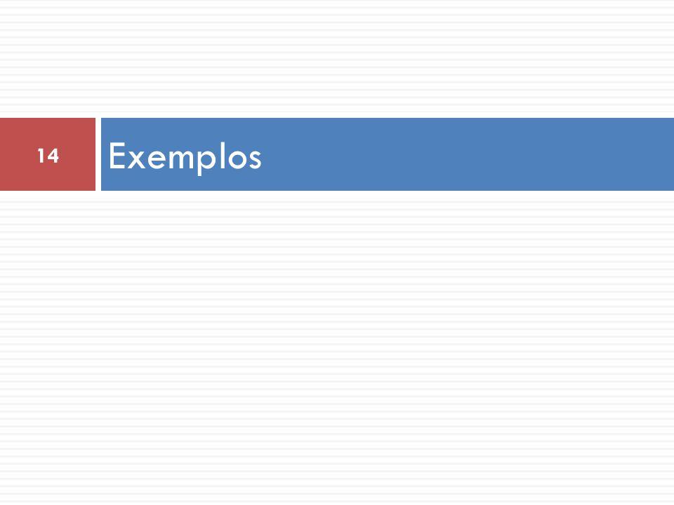 Exemplos 14 14