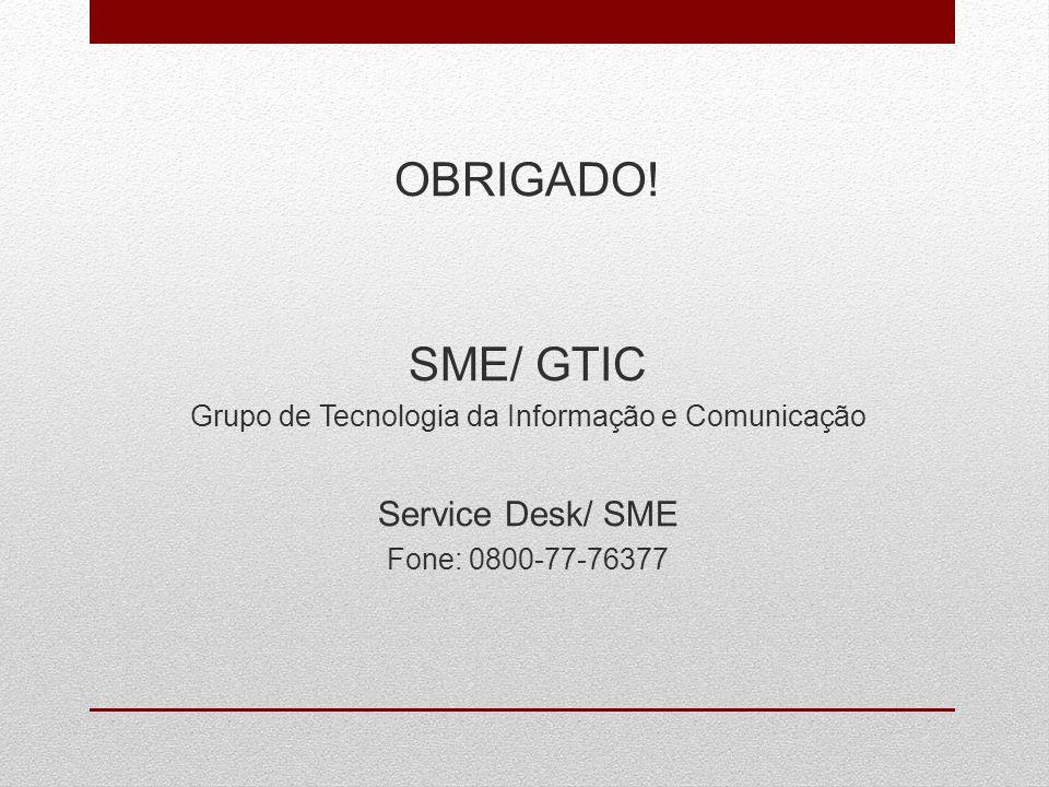 Grupo de Tecnologia da Informação e Comunicação