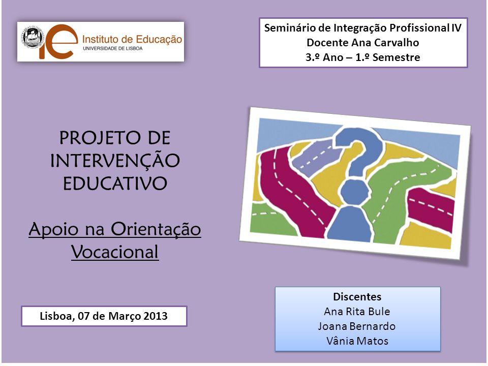 Seminário de Integração Profissional IV