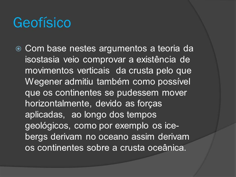Geofísico