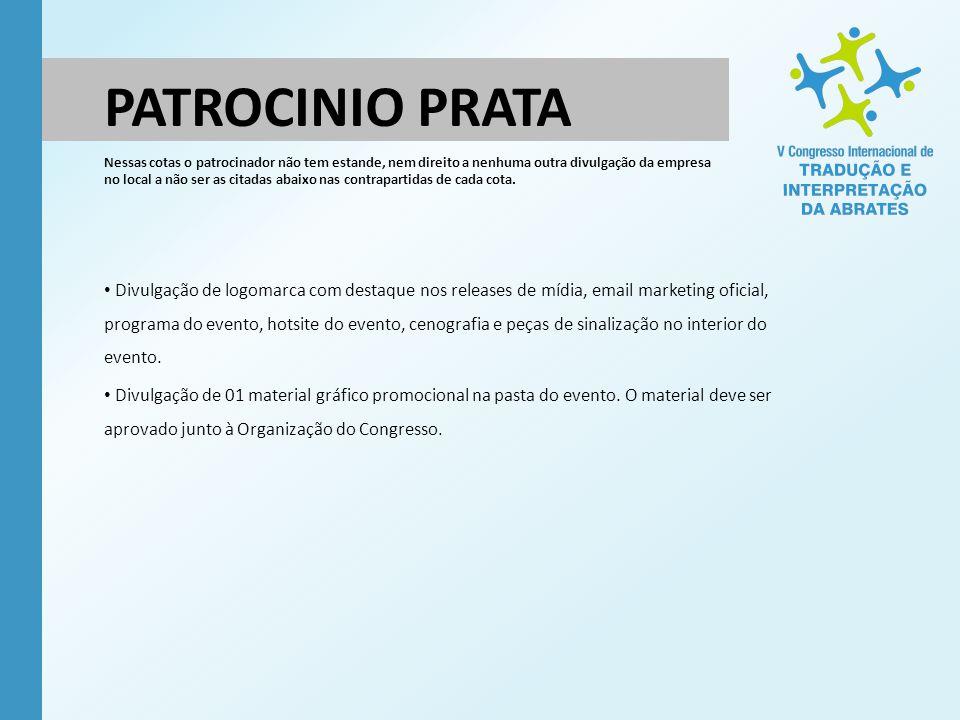 PATROCINIO PRATA