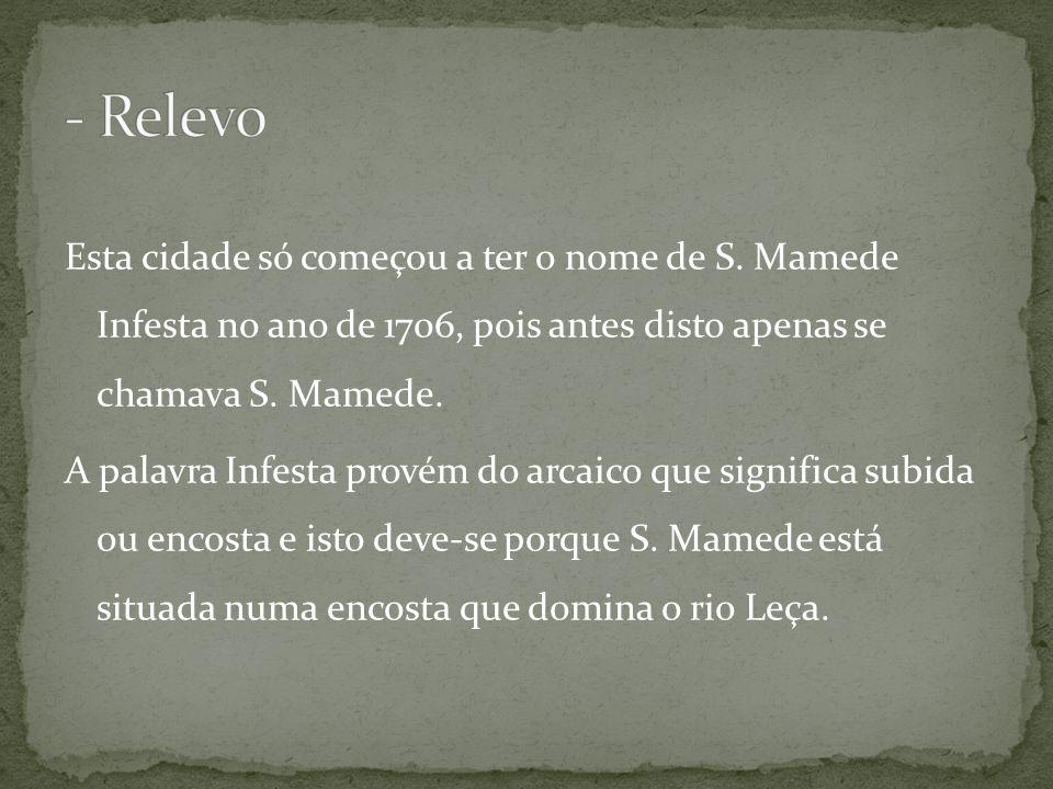 - Relevo