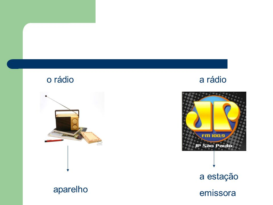 o rádio a rádio a estação emissora aparelho