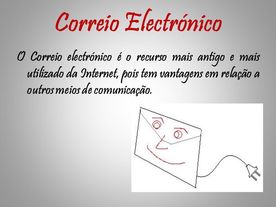 Correio Electrónico