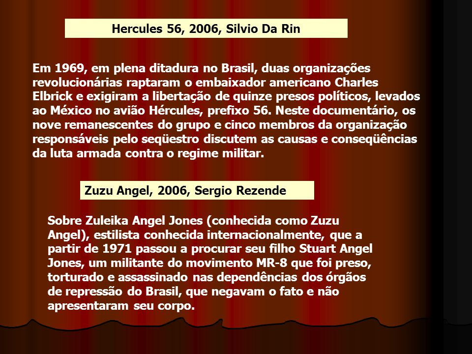 Hercules 56, 2006, Silvio Da Rin