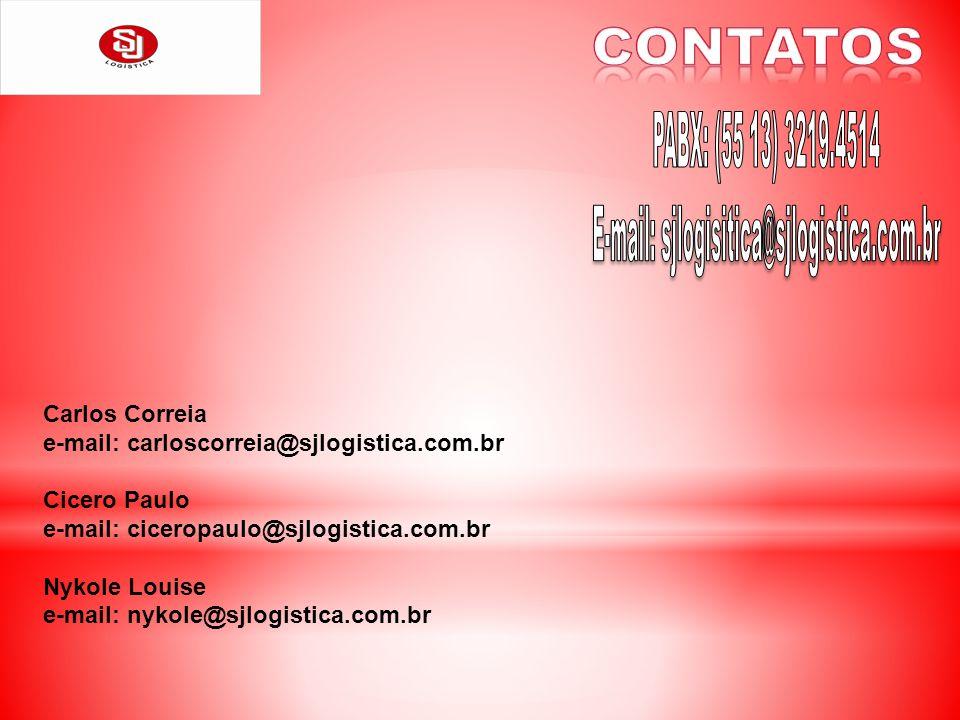 E-mail: sjlogisitica@sjlogistica.com.br