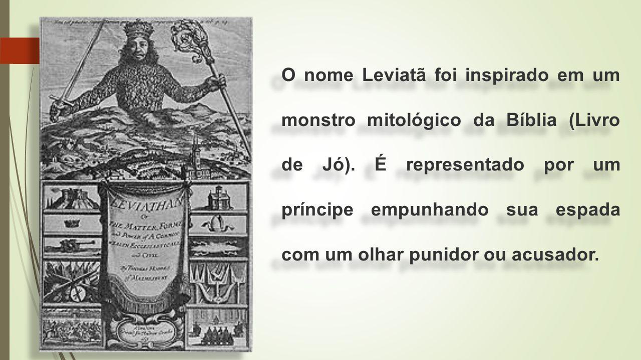 O nome Leviatã foi inspirado em um monstro mitológico da Bíblia (Livro de Jó).