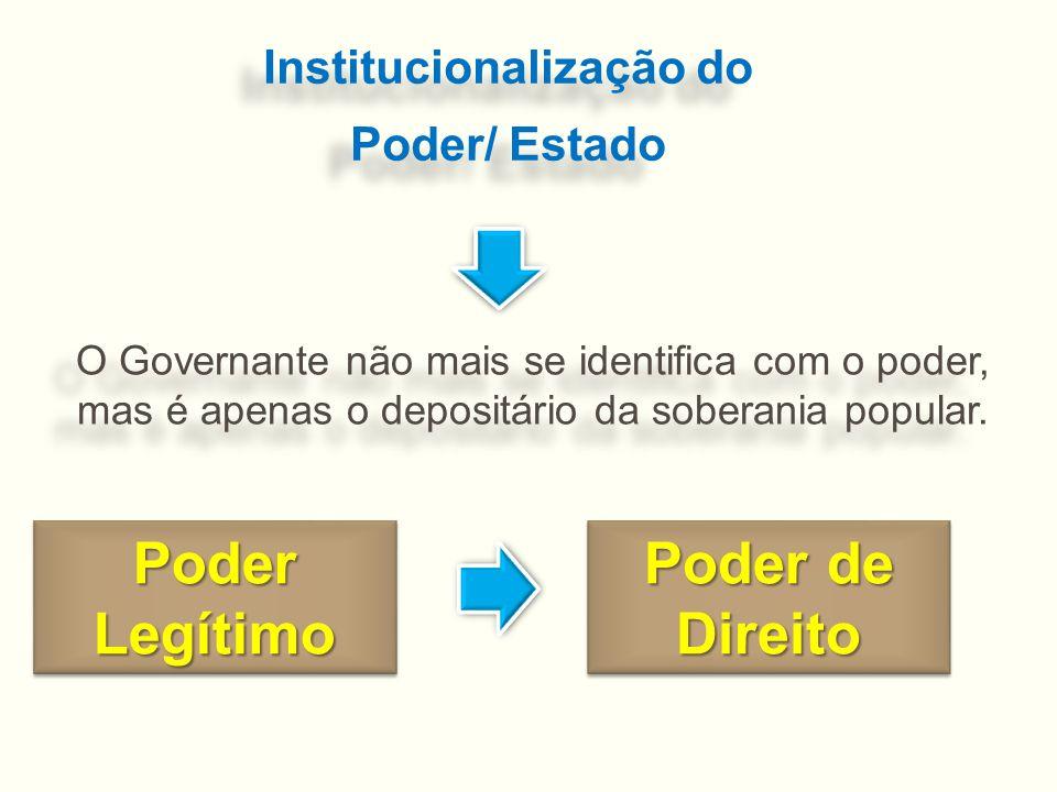 Institucionalização do