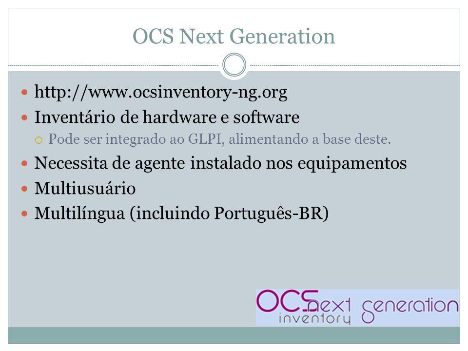 OCS Next Generation http://www.ocsinventory-ng.org