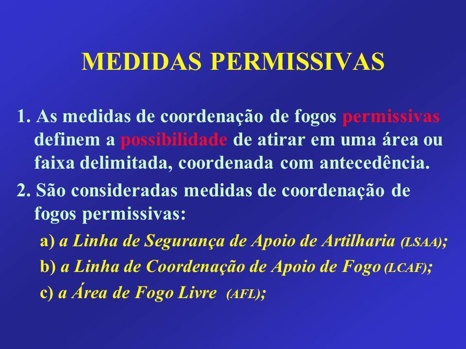 MEDIDAS PERMISSIVAS