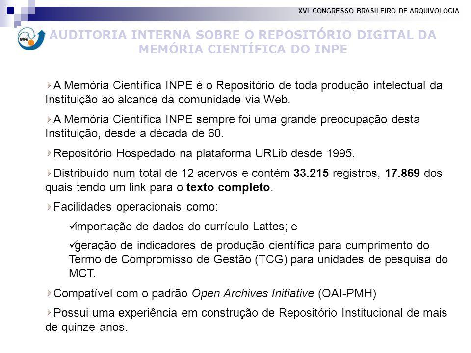 Repositório Hospedado na plataforma URLib desde 1995.