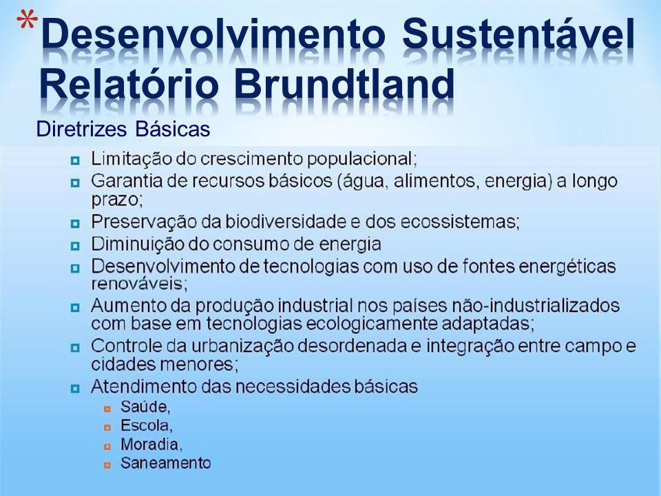 Desenvolvimento Sustentável Relatório Brundtland