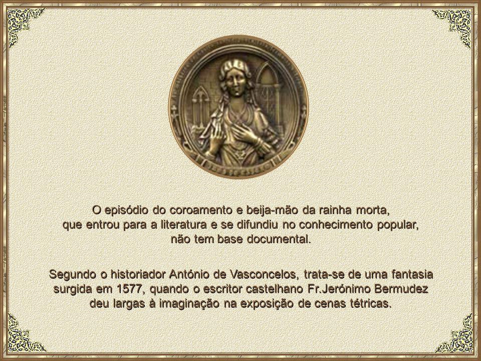 Segundo o historiador António de Vasconcelos, trata-se de uma fantasia