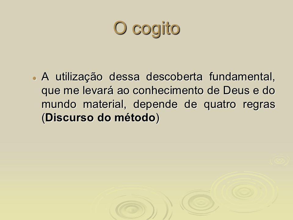 O cogito