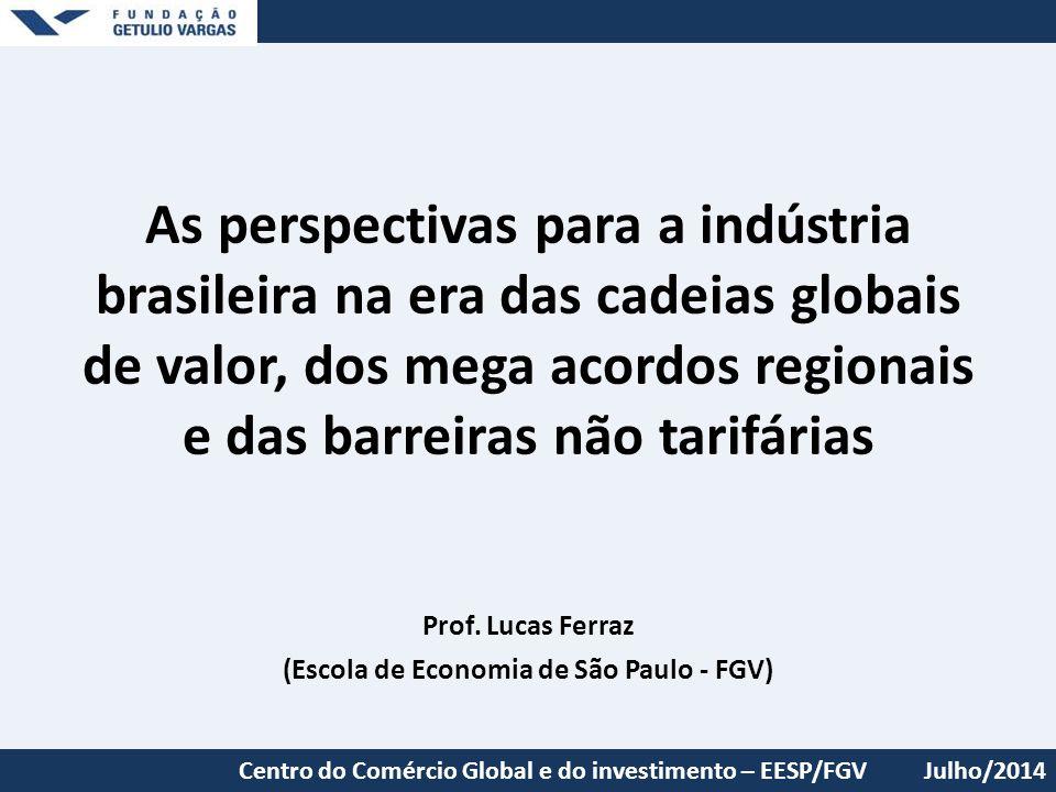 (Escola de Economia de São Paulo - FGV)