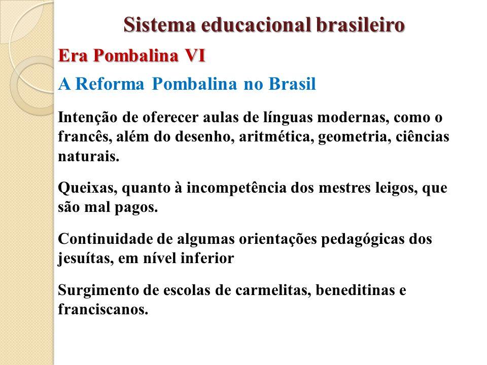 Sistema educacional brasileiro