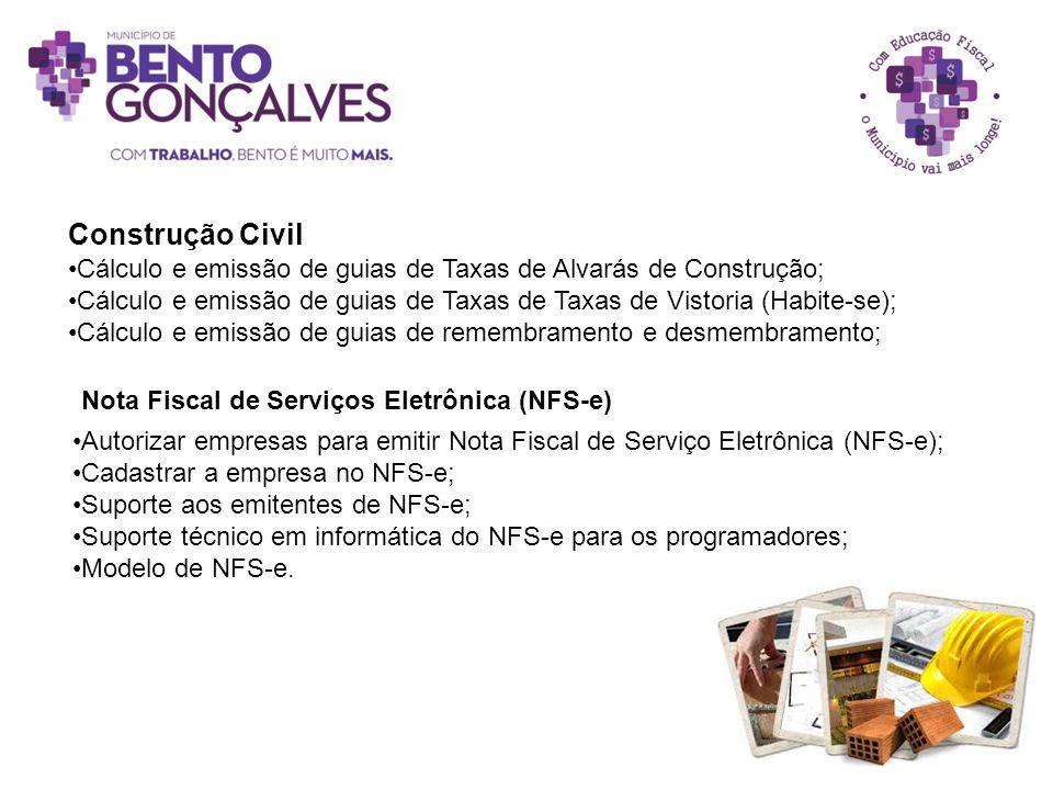 Nota Fiscal de Serviços Eletrônica (NFS-e)
