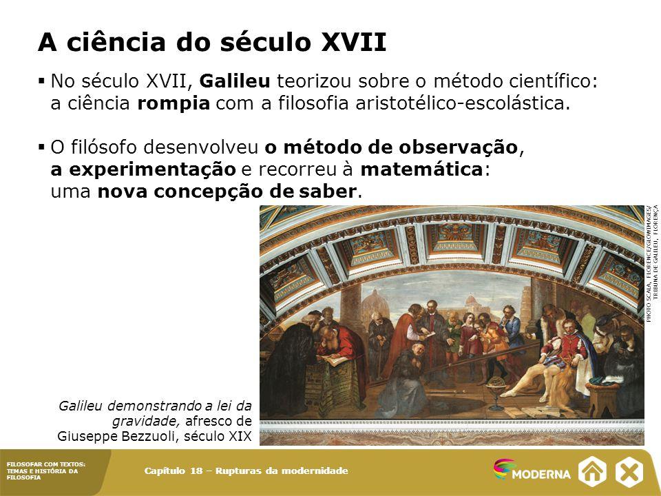 A ciência do século XVII