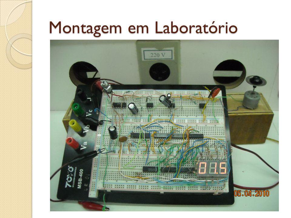 Montagem em Laboratório