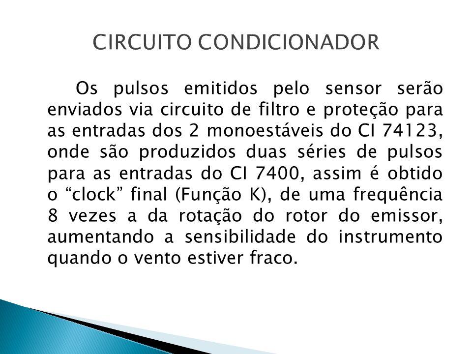 CIRCUITO CONDICIONADOR